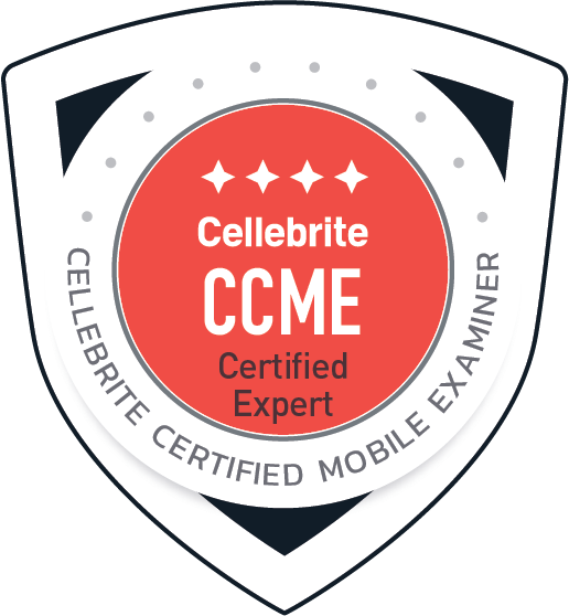 Cellebrite Certified Mobile Examiner