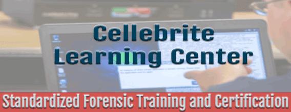 Image: Cellebrite Training Classes