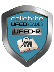 Image: Cellebrite UFED Reader Shield Logo