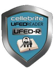 Image: Cellebrite UFED Reader Shield Logo