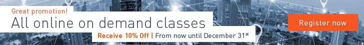 Cellebrite Banner of Web-Based Training 10% Off (Sale)