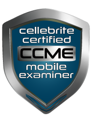 Image: Cellebrite Certified Mobile Examiner Certification