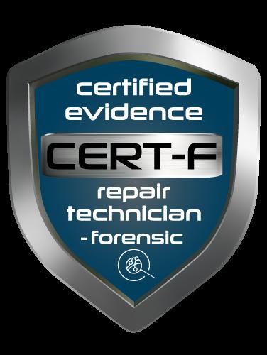 Graphic: CERT-F Shield