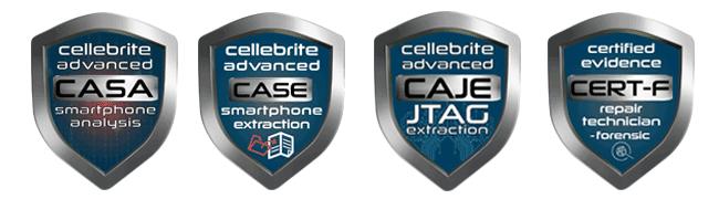 Cellebrite Learning Center: Cellebrite Academy Tracks