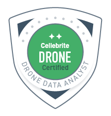 Image: Cellebrite Drone Analysis Course Shield