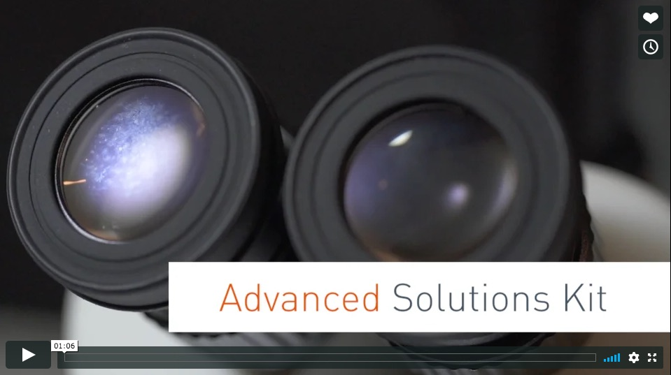 Advanced Solutions Kit