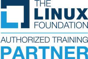 The Linux Foundation Authorized Training Partner logo