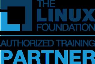 The Linux Foundation Authorized Training Partner logo