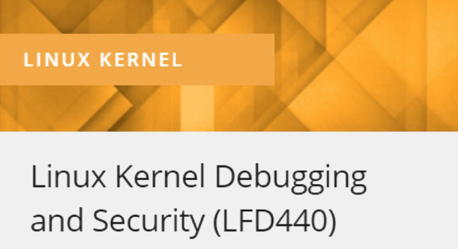 Linux Kernel Debugging and Security